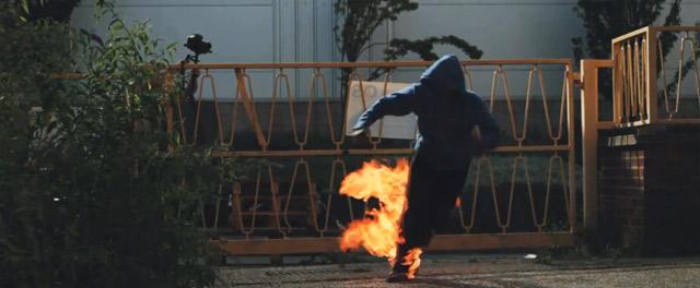 Hollywoodreifer Freerun-Film: Storm Origins