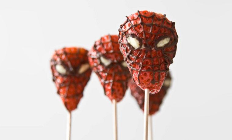 Spider-Beeren