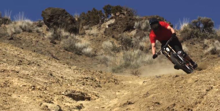 Freeride Mountain Biking: Strength in Numbers