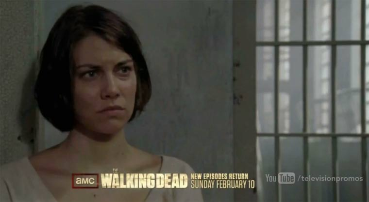 The Walking Dead: Teaser zu Staffel 3.2