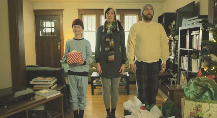 Weihnachtsfest verschiedener Regisseure