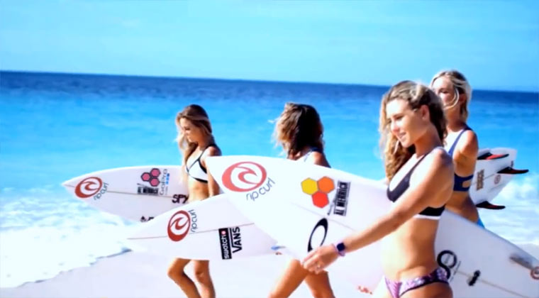 The Girls Of Surfing X