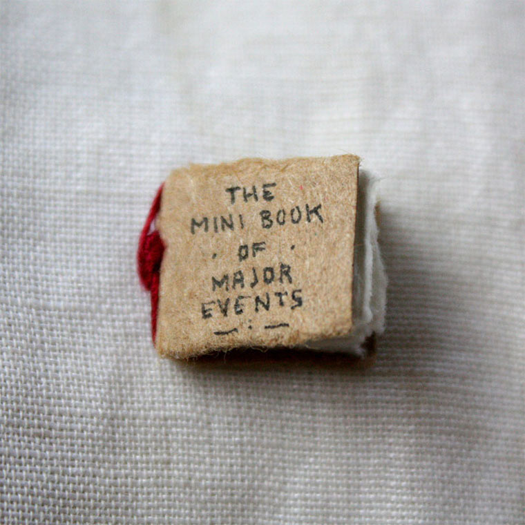 The Mini Book of Major Events