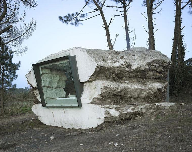 Architektur: The Truffle