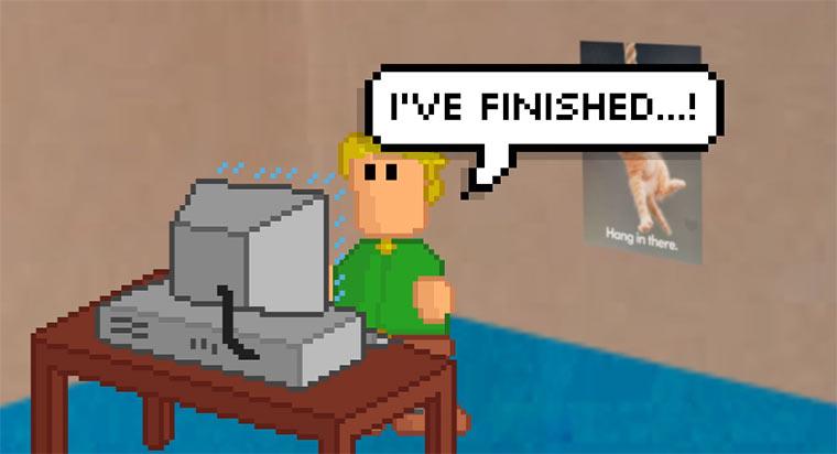 13 Jahre für ein Indie-Game