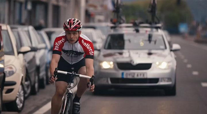 Doku: Kann ein Normalo die Tour de France fahren?