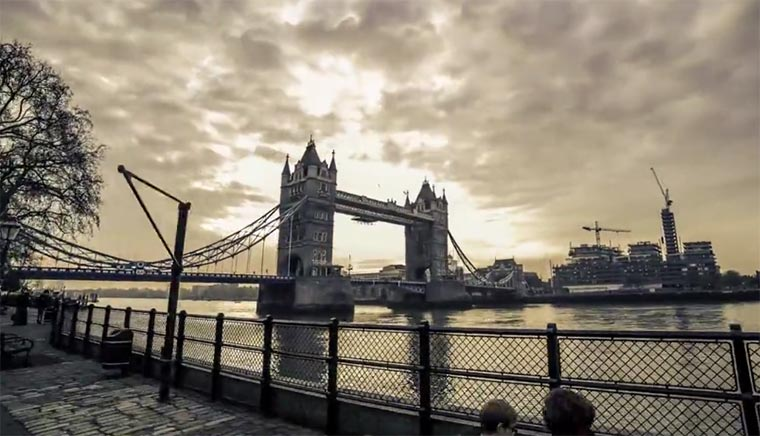 Tower Bridge Timelapse Tower-Bridge-Movement
