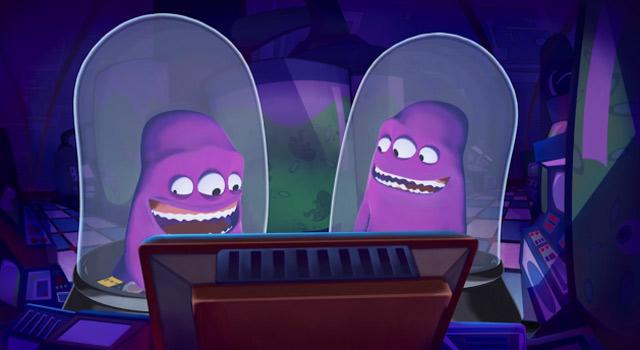 Animated Short: U.F.O.
