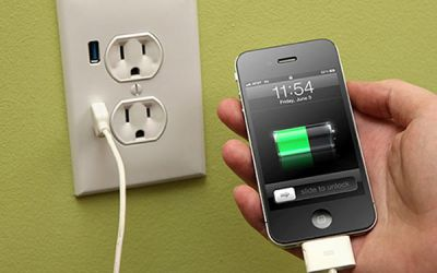 USB_Wall_socket