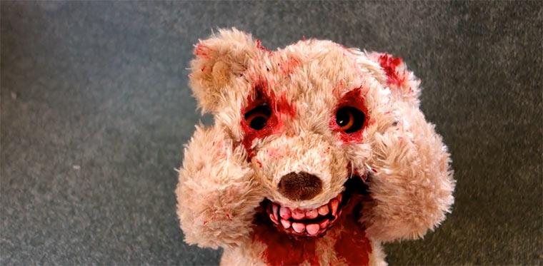 Der Zombie-Teddy