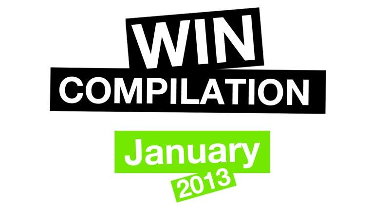 WIN-Compilation: Januar 2013