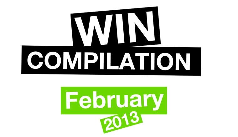 WIN-Compilation: Februar 2013