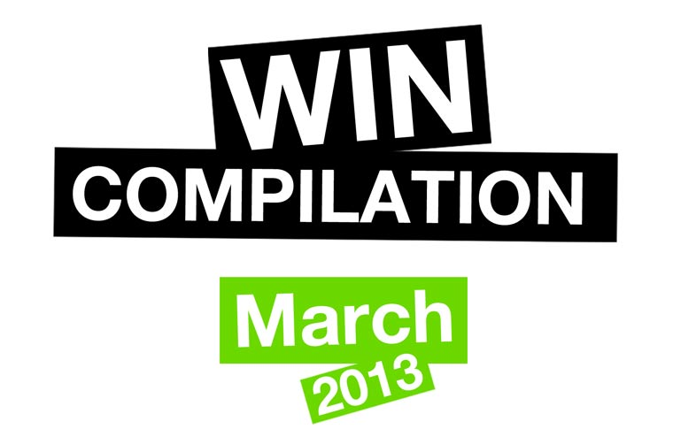 WIN-Compilation März 2013