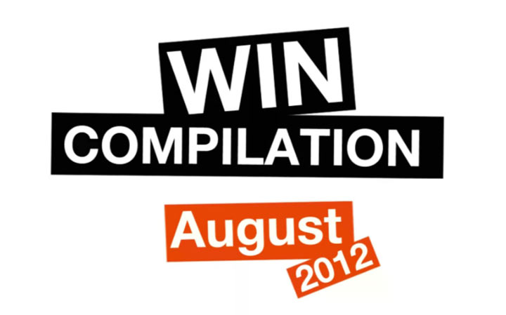 WIN-Compilation August 2012