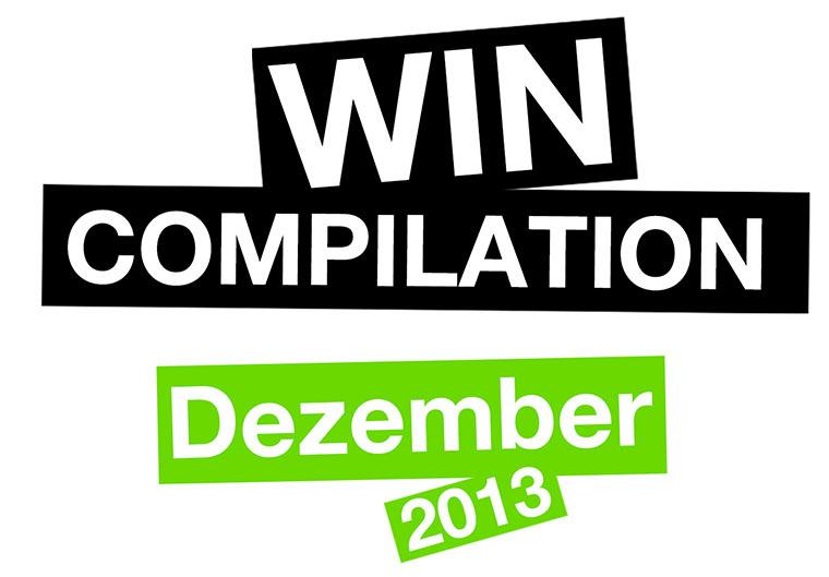 WIN Compilation – Dezember 2013