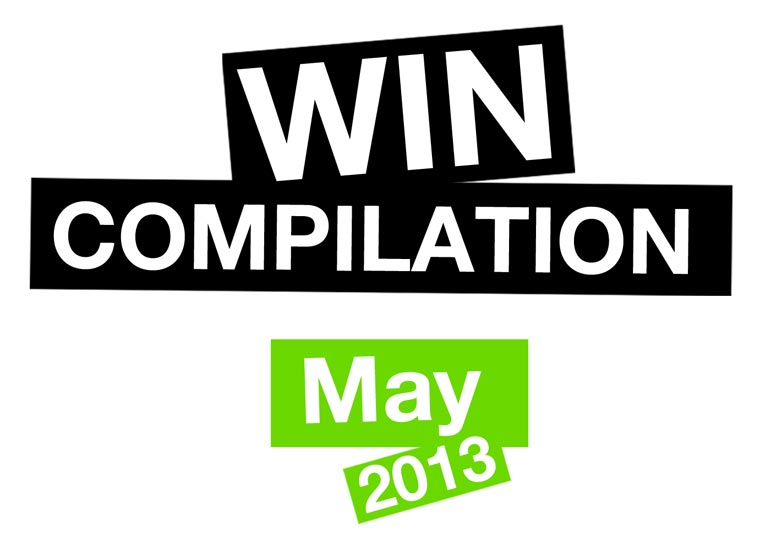 WIN-Compilation Mai 2013