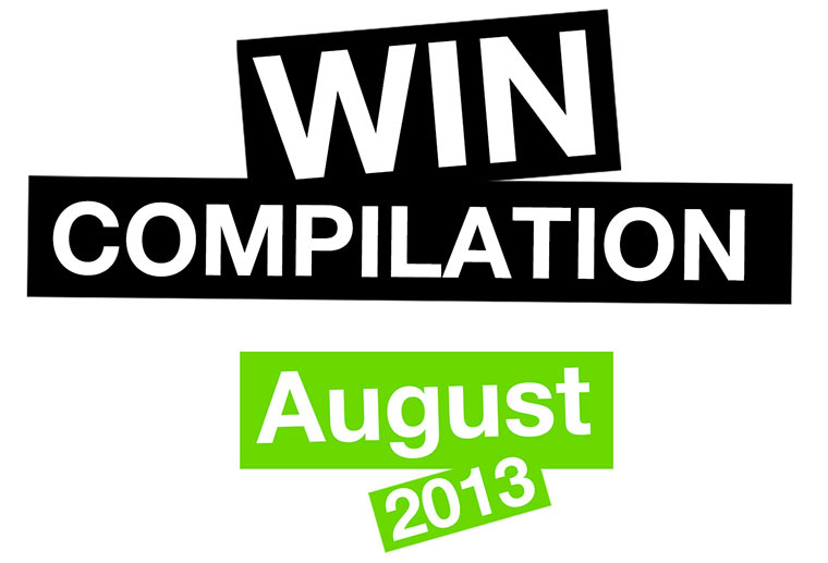 WIN-Compilation August 2013