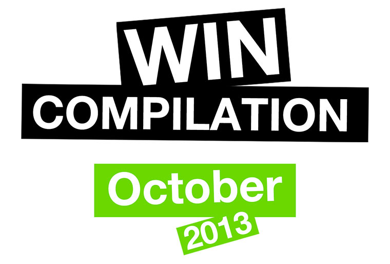 WIN Compilation Oktober 2013
