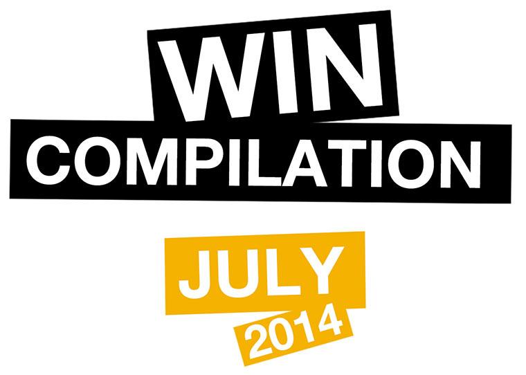 WIN Compilation – Juli 2014