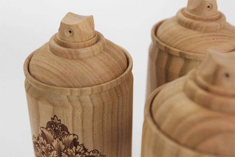 Spraydosen aus Holz Wooden-Spraycans_02