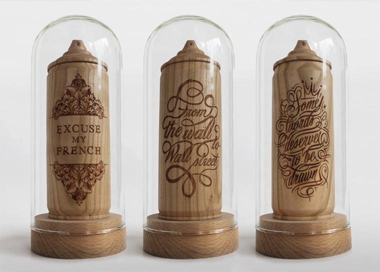 Spraydosen aus Holz Wooden-Spraycans_07