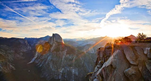 Beautiful Timelapse: Yosemite HD