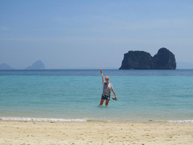Urlaub als Photoshop-Lüge