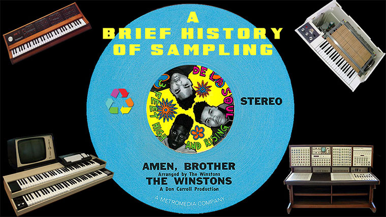 A Brief History of Sampling
