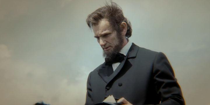 Trailer: Abraham Lincoln Vampirjäger