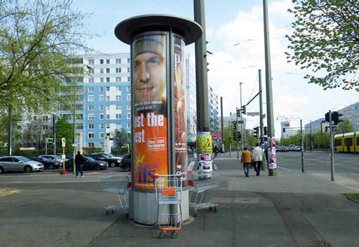 Advertising Carousel