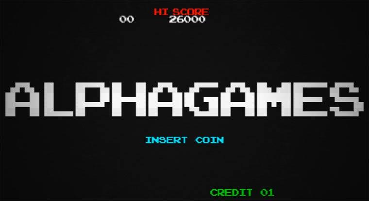 AnimiertesSpiele-Alphabet: Alphagames
