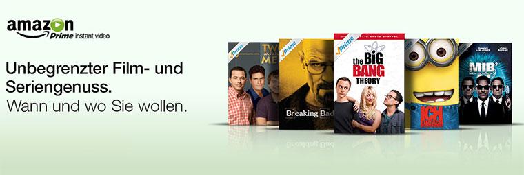 Amazon inkludiert Lovefilm in Prime