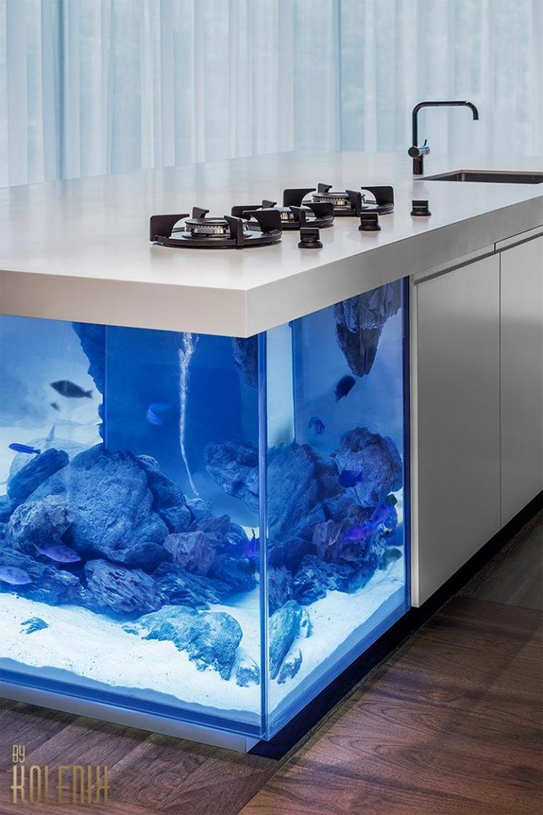 Aquarium-Küchenzeile aquarium-kitchen_02