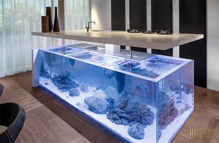Aquarium-Küchenzeile aquarium-kitchen_031