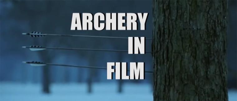 Supercut: Filmisches Bogenschießen
