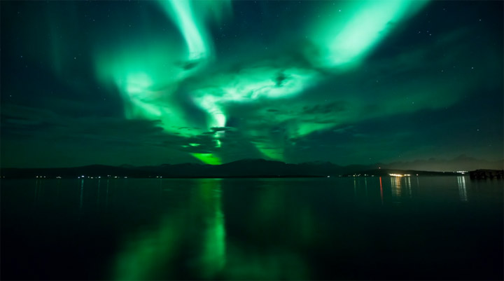 Beautiful Timelapse: Arctic Motion
