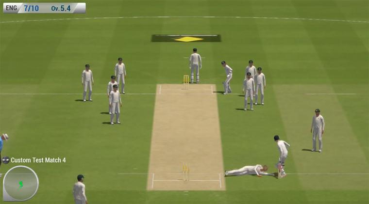 Komm, wir spielen Programmierfehler-Cricket!