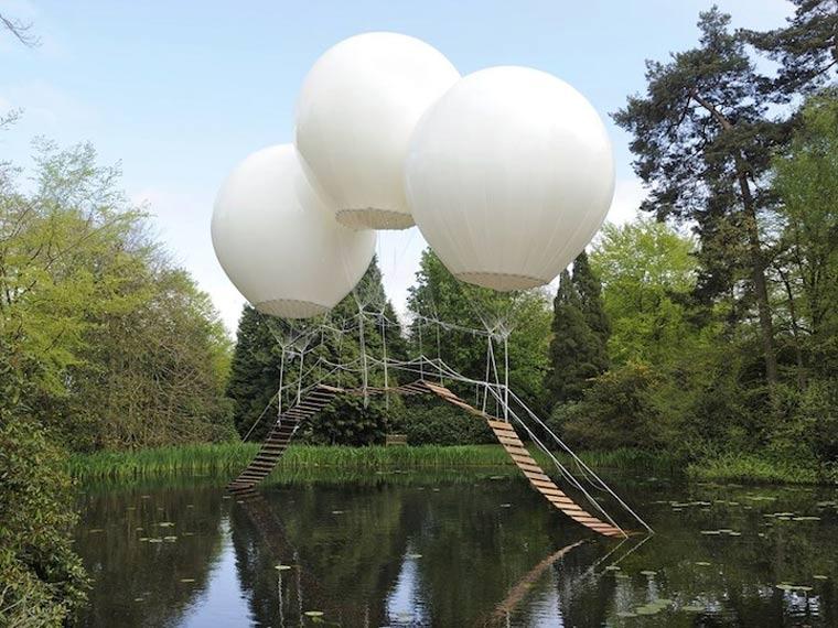 Die Luftballonbrücke