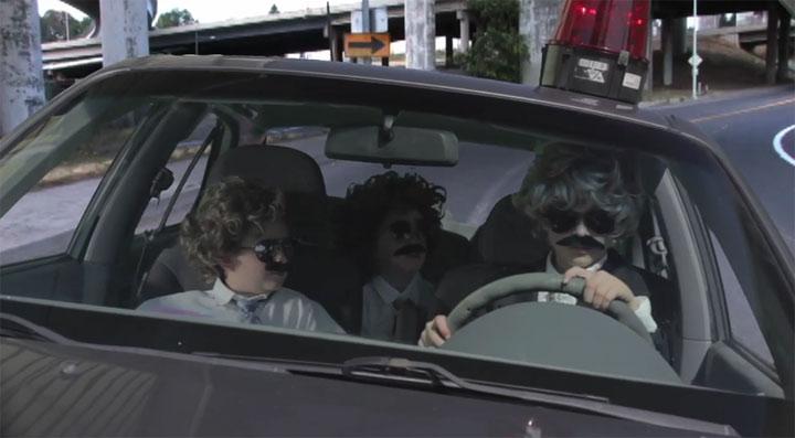Beastie Boys – Sabotage mit Kindern nachgestellt