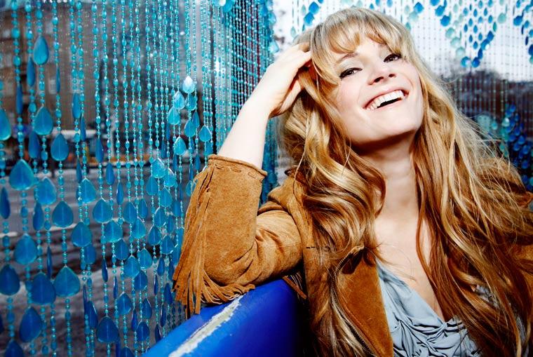 Schwedin Betty Dittrich will mit deutscher Musik durchstarten