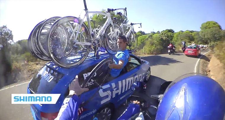 Radrennen aus der Sicht des Mechanikers