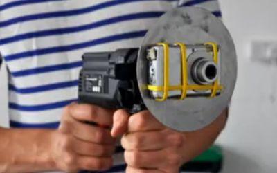 bohrmaschinenkamera