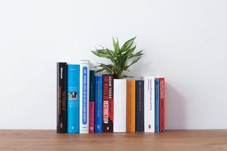Die Büchervase