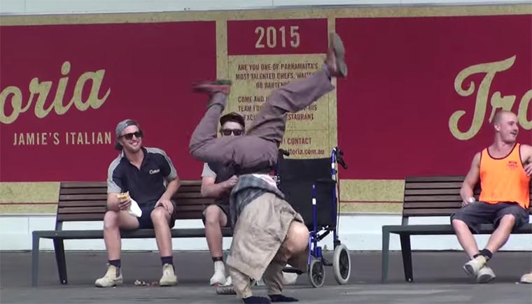 Breakdancing Grandpa breakdancing-grandpa
