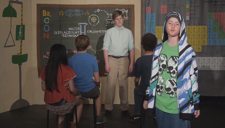 Breaking Bad: Die Schulaufführung