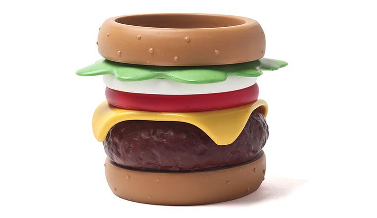 Burger-Armreifen