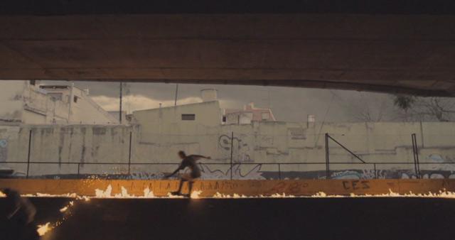 Heiß und cool zugleich: Apokalypsen-Skateboarden