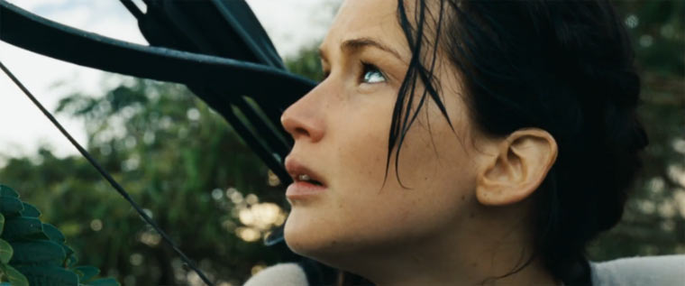 Trailer: The Hunger Games: Catching Fire