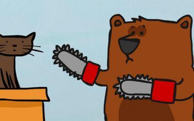 chainsaw_bear