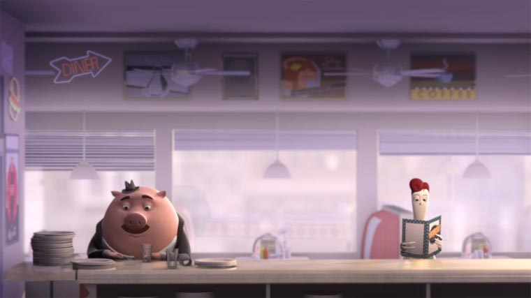 Animated Short: Chicken or the Egg